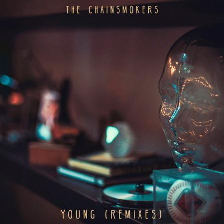 Young (Remixes) 專輯封面