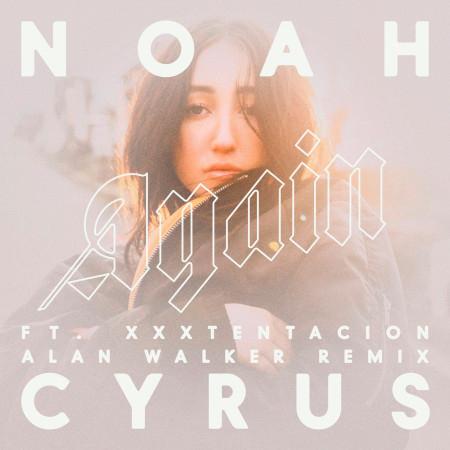 Again (feat. XXXTENTACION) [Alan Walker Remix] 專輯封面