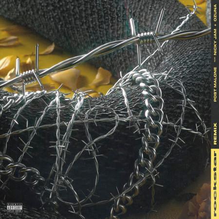 rockstar (feat. Nicky Jam, Ozuna) [Remix] 專輯封面