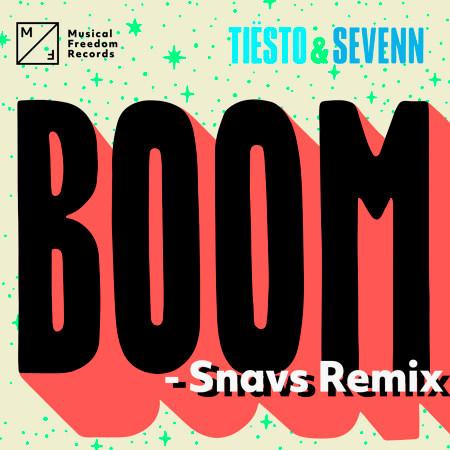 BOOM (Snavs Remix) 專輯封面