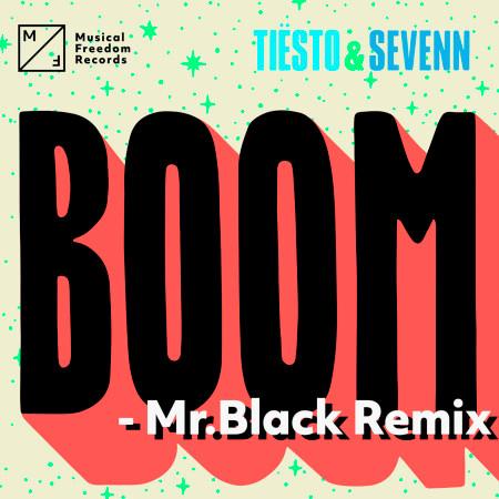BOOM (Mr. Black Remix) 專輯封面