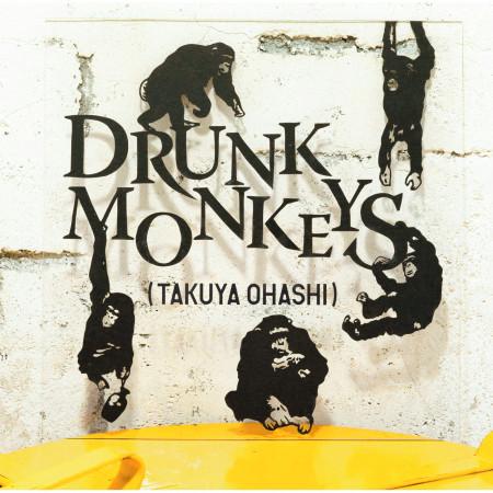 Drunk Monkeys 專輯封面