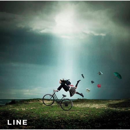 Line (Anime Version) 專輯封面