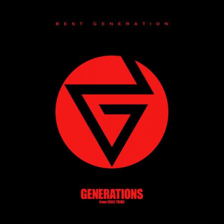 BEST GENERATION 專輯封面