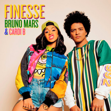Finesse (Remix) [feat. Cardi B] 專輯封面