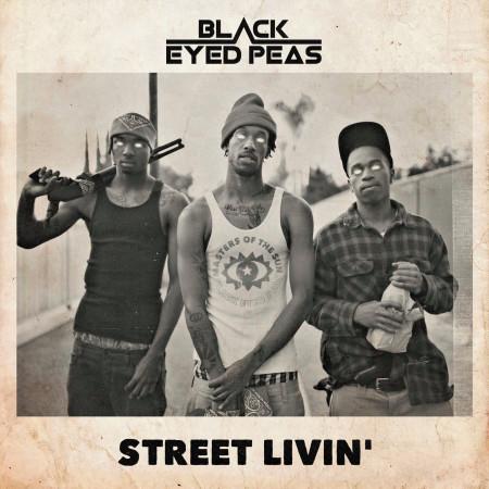 STREET LIVIN' 專輯封面