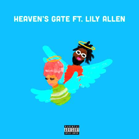 Heaven's Gate (feat. Lily Allen) 專輯封面
