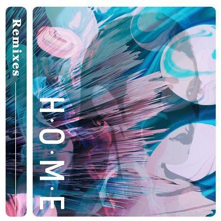 HOME (Remixes) 專輯封面