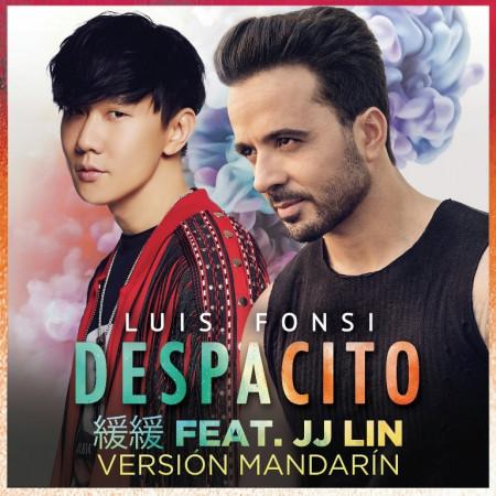 Despacito 緩緩 (feat. JJ Lin) [Mandarin Version] 專輯封面