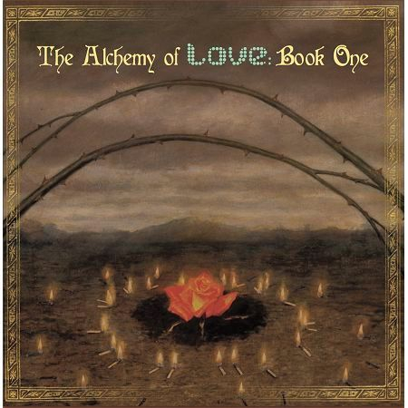The Alchemy of Love 專輯封面