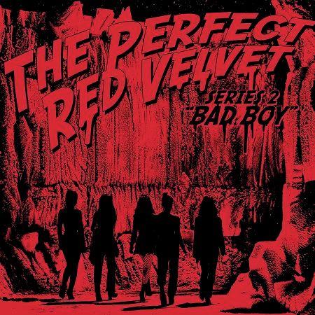 第二張正規改版專輯『The Perfect Red Velvet』 專輯封面