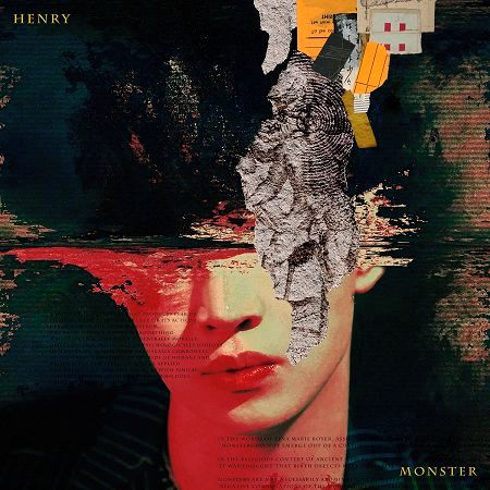 Monster 專輯封面