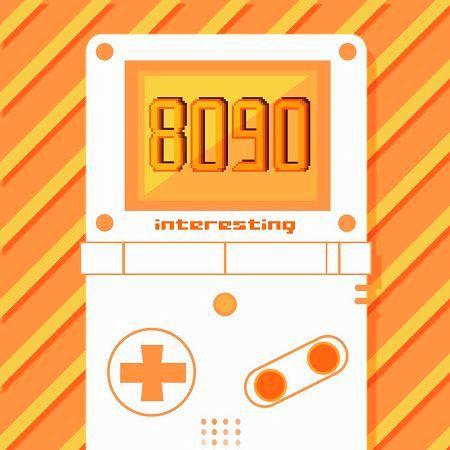 8090 專輯封面