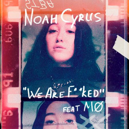 We Are... (feat. MØ) 專輯封面