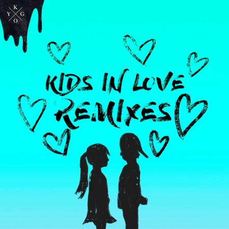 Kids in Love 專輯封面