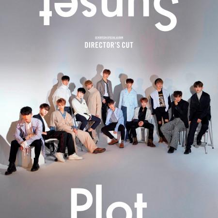 SEVENTEEN特別專輯《DIRECTOR'S CUT》 專輯封面