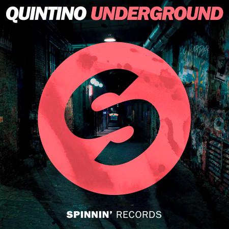 Underground 專輯封面