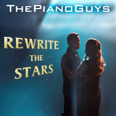 Rewrite the Stars 專輯封面