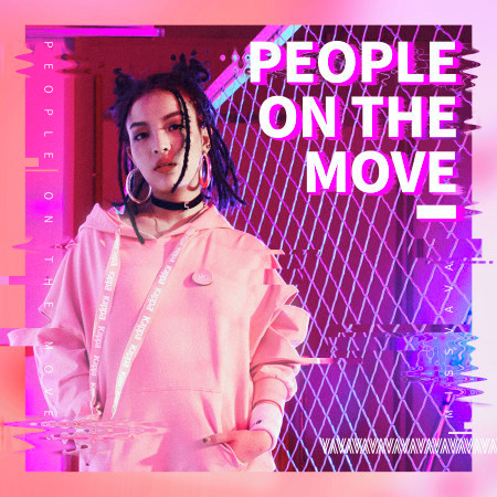 People On The Move 專輯封面