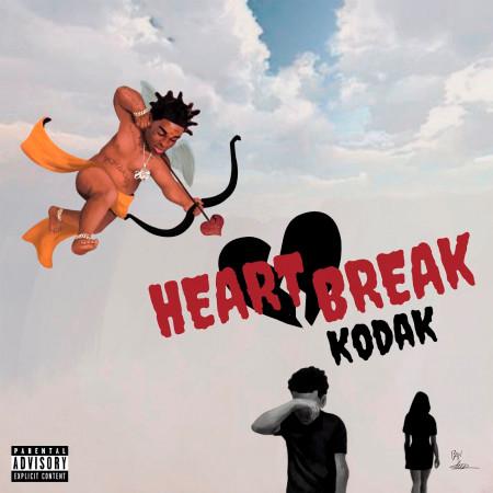 Heart Break Kodak (HBK) 專輯封面
