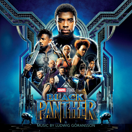 Black Panther (Original Score) 專輯封面