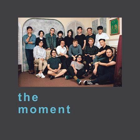The Moment 專輯封面
