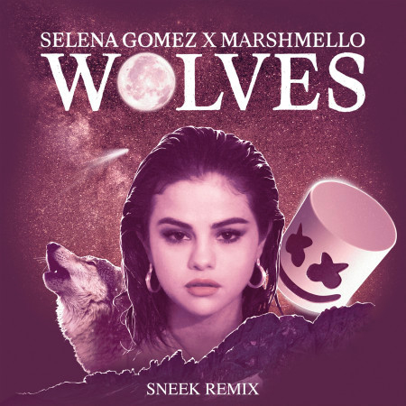 Wolves (Sneek Remix) 專輯封面