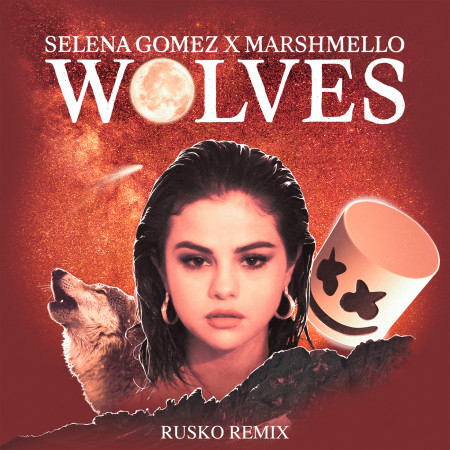 Wolves (Rusko Remix) 專輯封面