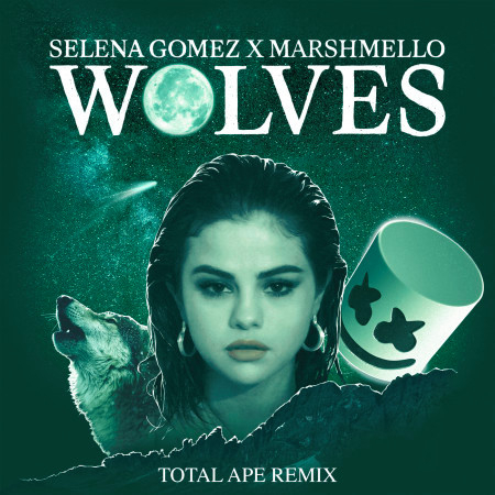 Wolves (Total Ape Remix) 專輯封面