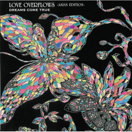 Love Overflows (Asian Edition) 專輯封面