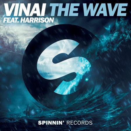 The Wave (feat. Harrison) 專輯封面