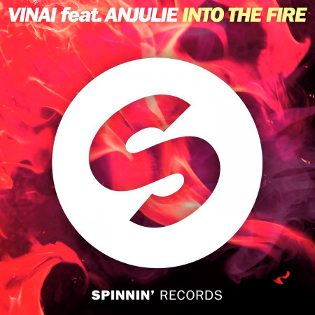 Into The Fire (feat. Anjulie) 專輯封面