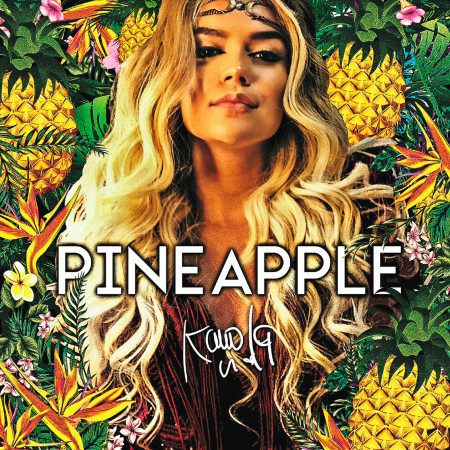 Pineapple 專輯封面