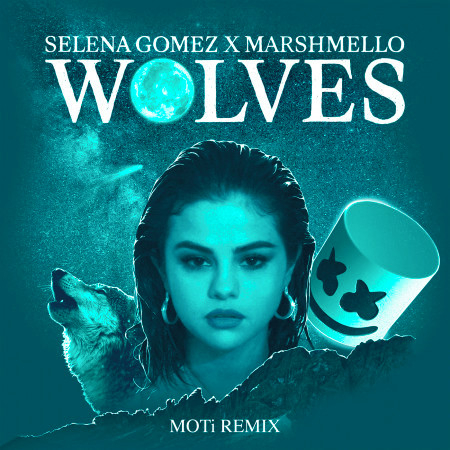 Wolves (MOTi Remix) 專輯封面