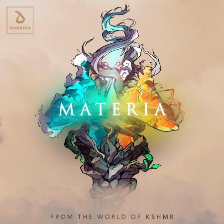 Materia EP 專輯封面