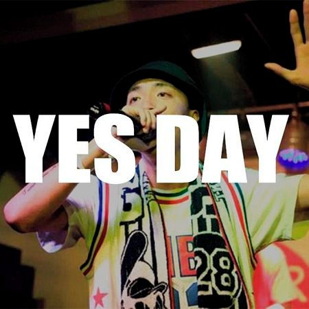Yes Day 專輯封面