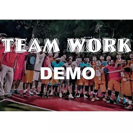 Team Work 專輯封面