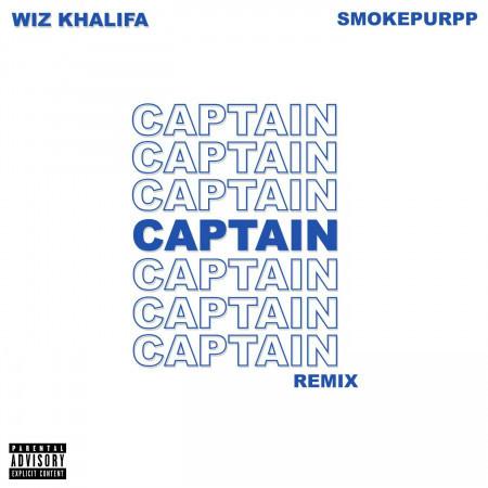 Captain (feat. Smokepurpp) (Remix) 專輯封面