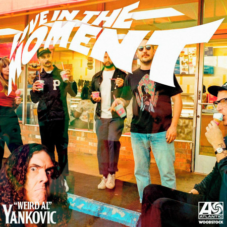 "Live in the Moment (""Weird Al"" Yankovic Remix) 專輯封面"