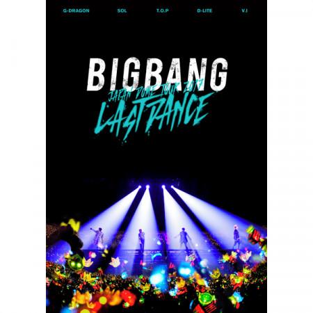 BIGBANG JAPAN DOME TOUR 2017 -LAST DANCE- 專輯封面
