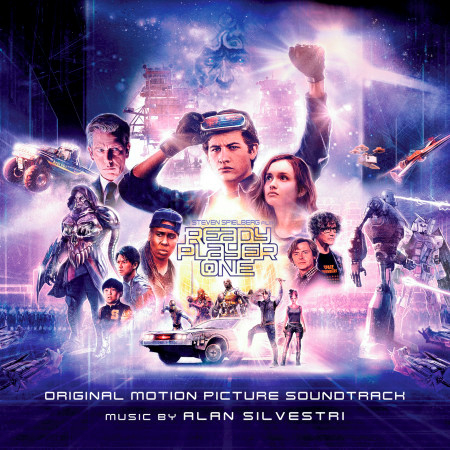 """Main Title (From """"Ready Player One"""") 專輯封面"""