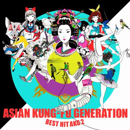 Best Hit AKG 2 (2012-2018) 專輯封面