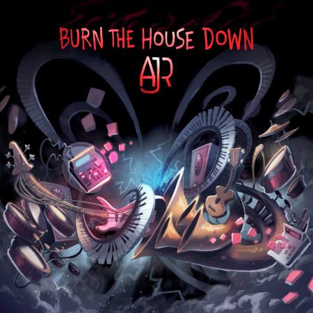 Burn the House Down 專輯封面