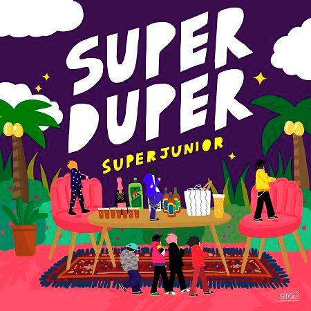 Super Duper 專輯封面