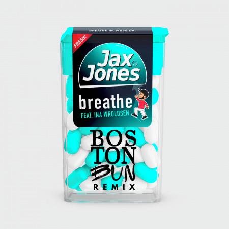 Breathe (Boston Bun Remix) 專輯封面