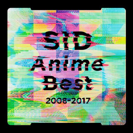 SID動畫精選2008-2017 專輯封面