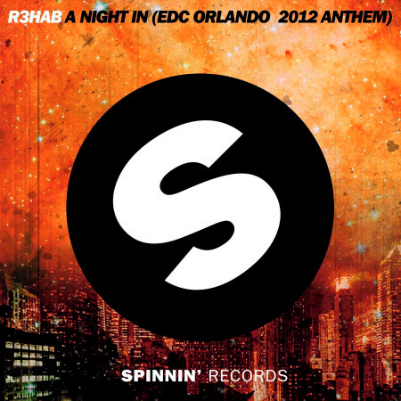 A Night In (EDC Orlando 2012 Anthem) 專輯封面