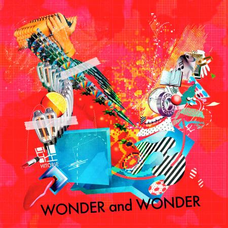 Wonder and Wonder 專輯封面