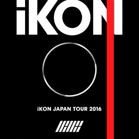 iKON JAPAN TOUR 2016 專輯封面