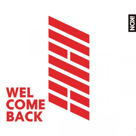 WELCOME BACK 專輯封面